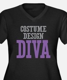 Costume Design DIVA Plus Size T-Shirt