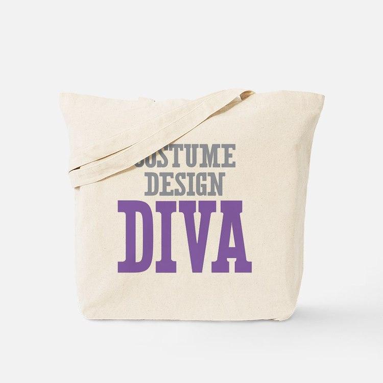 Costume Design DIVA Tote Bag