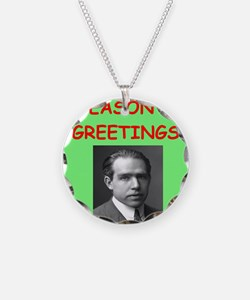 niels bohr Necklace