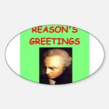 kant Decal
