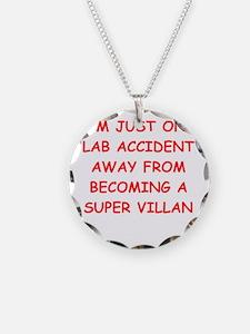 VILLAN.png Necklace