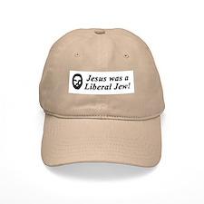 Jesus Was a Liberal Jew Baseball Cap