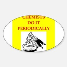 chemistry Decal
