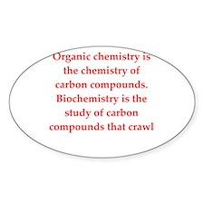chemistry joke Decal
