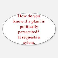 botany Decal