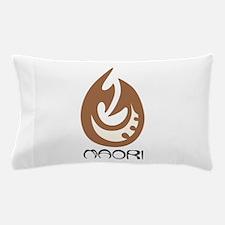 Maori &Symbol Pillow Case
