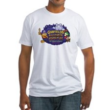 Garfield's Halloween Adventure Logo T-Shirt