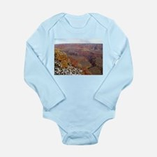 Cool Grand canyon picture Long Sleeve Infant Bodysuit