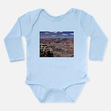 Unique Grand canyon picture Long Sleeve Infant Bodysuit