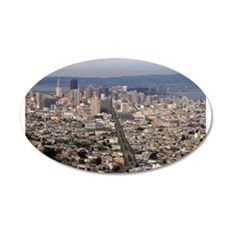san francisco Wall Decal