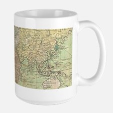 Vintage Map of The World (1778) Mugs
