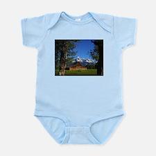 Grand Tetons Naional Park Infant Bodysuit