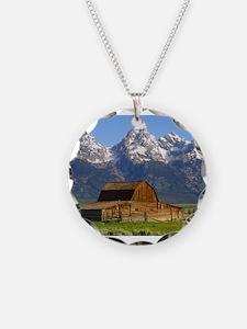 Grand Tetons Naional Park Necklace