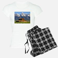Grand Tetons Naional Park Pajamas