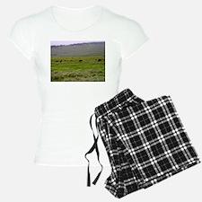 yellowstone national park Pajamas