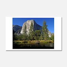 yosemite national park/ Car Magnet 20 x 12