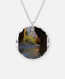 Zion Ntional Park Necklace