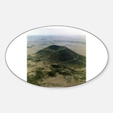 CAPULIN VOLCANO national,park Decal