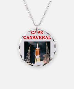 cape,canaveral Necklace