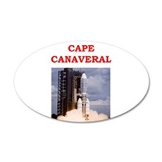 cape canaveral Wall Decal