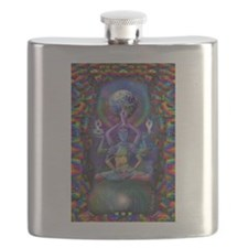 Buddha Ride Flask