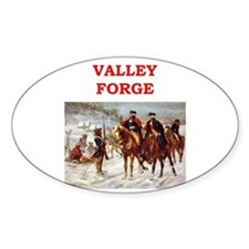 valley forge Decal