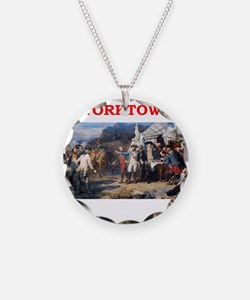 YORKTOWN.png Necklace