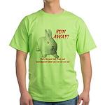 Foul Rabbit Green T-Shirt