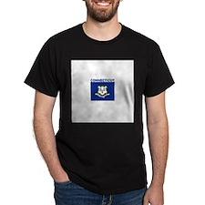 Conencticut Flag T-Shirt