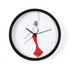 """""""Fancy"""" Wall Clock"""