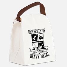 Cute Hard rock Canvas Lunch Bag