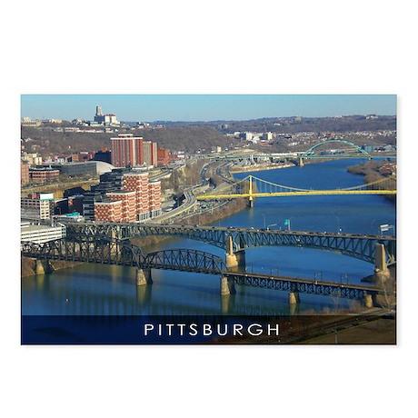 Bridges Over The Alleghany-Pittsburgh