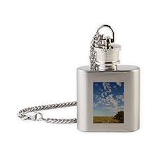 Alberta Skies Flask Necklace