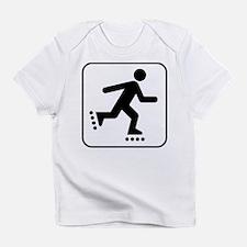 Rollerblade Park Symbol Infant T-Shirt