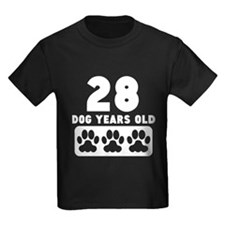 28 Dog Years Old T-Shirt