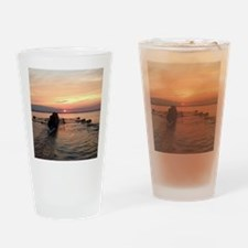 Unique Rowing Drinking Glass
