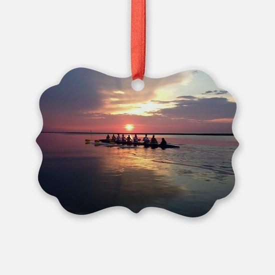 Unique Crew Ornament