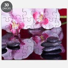 Cute Orchids Puzzle