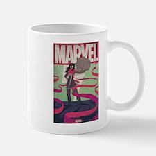 Ms. Marvel Retro Mug