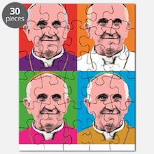 Pope Francis Tour Puzzle