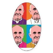 Pope Francis Tour Decal