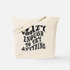 Cute Adrenaline junkie Tote Bag