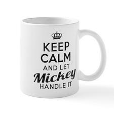 Keep Calm Mickey Mugs