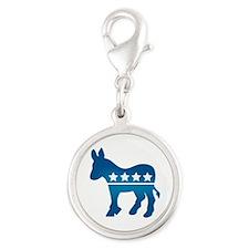 Democrat Donkey Charms