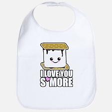 I Love You Smore Bib