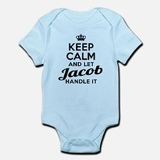 Keep Calm Jacob Body Suit