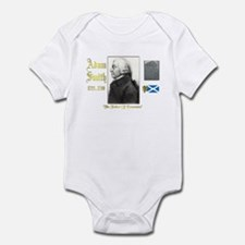Adam Smith. Infant Bodysuit
