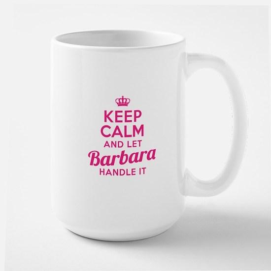 Keep Calm Barbara Mugs