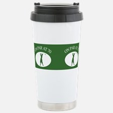 Cute 70th b day Travel Mug