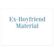 Ex-Boyfriend Material Invitations